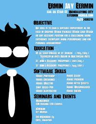 Creative Job Resume by 76 Best Resumes Images On Pinterest Resume Ideas Creative