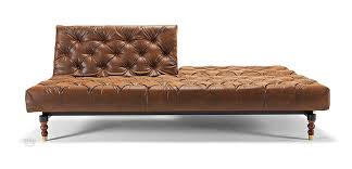 Tufted Sofa Sleeper by York Sofa Bed Haiku Designs