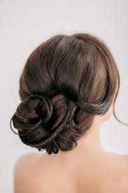 chignon tressã mariage bridal hairstyle by creative director draženka marelja hair salon