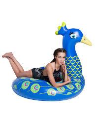 Peacock Pool Float