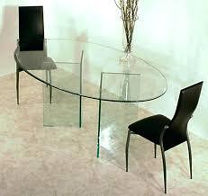 oval glass dining table oval glass dining table enhafalluxsecrets info
