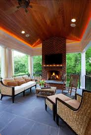 25 Best Covered Patios Ideas On Pinterest Outdoor Covered by Fabulous Comfortable Porch Furniture 25 Best Ideas About Front