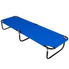 golpus ru 189 56 30cm folding bed outdoor deck camping sun lounger