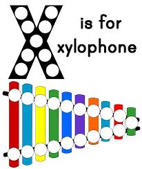12 best letter x preschool images on pinterest children