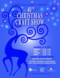 christmas craft show in burnaby this week