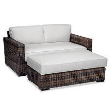 White Resin Wicker Loveseat Furniture Bayshore Outdoor Wicker Loveseat For Patio Furniture Ideas