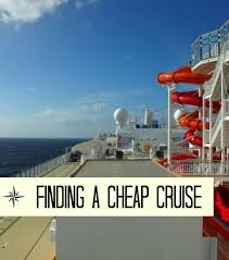 finding cheap cruises world travel family