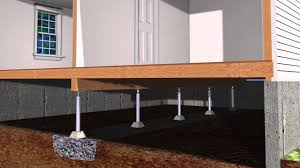 bouncy floors over the crawl space complete basement systems of
