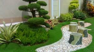 Garden Ideas Design Front Yard Contemporary Garden Ideas Landcaping Pictures Gallery