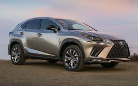 lexus nx f sport 2018 us wallpapers and hd images car pixel