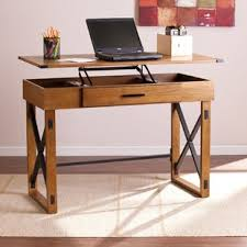 Writing Computer Desk Narrow Desk Wayfair