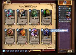 hearthstone for android hearthstone heroes of warcraft thinks beyond coming to