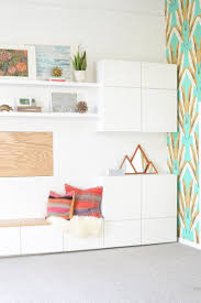 ikea bench ideas best 25 bookcase bench ideas on pinterest bedroom bench ikea