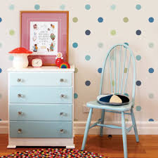 Peel And Stick Photo Wall Polka Dot Wallpaper Peel And Stick