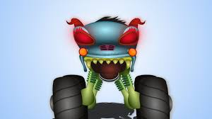 monster truck video for kids haunted house monster truck monster truck scary video for kids