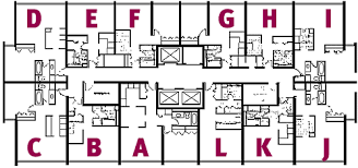 Studio Floor L Arbor Tower Plaza Condominiums â Floor Plans Tower Plaza