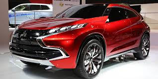 mitsubishi concept xr phev mitsubishi ecological concept xr phev ii in geneva motor show 2015