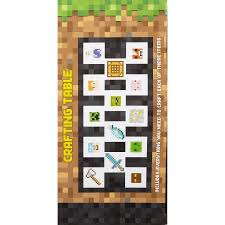 How To Craft A Crafting Table Minecraft Crafting Table Walmart Com
