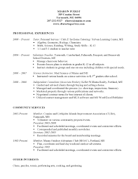 resume art teacher