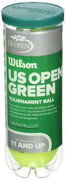 wilson us open tournament tennis green sports