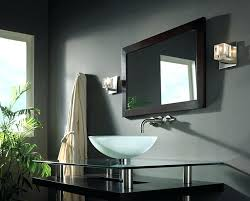 modern bathroom vanity lightscube wall sconce modern led bathroom