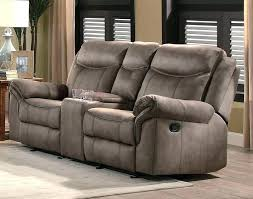 loveseat dual glider reclining loveseat brandon leather gliding