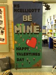 Valentine Decorations For Classroom Doors by 61 Best Valentine U0027s Day Class Party Decorations Images On