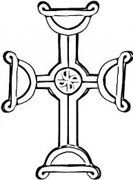 wooden cross drawing clipart panda free clipart images