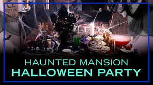 be our guest haunted mansion party disney style disney video