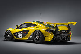 mclaren suv more mclaren p1 gtr details and images revealed ahead of geneva