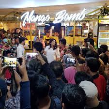 Mango Bomb now open mango bomb plaza semanggi the plaza semanggi