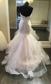 hayley paige aurora 549 size 10 sample wedding dresses