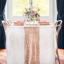 Gold Table Decorations Best 25 Gold Table Runners Ideas On Pinterest Gold Runner