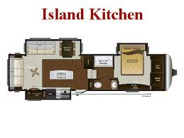 Used Kitchen On Wheels For Sale by New U0026 Used Fifth Wheels For Sale Floorplans Broadmoor Rv