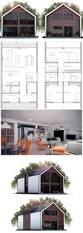 Barn Style Home Floor Plans by 254 Best House Exteriors U0026 Plans Images On Pinterest