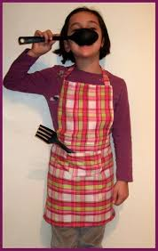 patron tablier cuisine enfant tablier de cuisine 8 ans titella créations couture