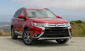 mitsubishi red 2016 mitsubishi outlander first drive review autonxt