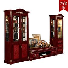 Corner Tv Stand With Showcase Designs For Living Room - Living room showcase designs
