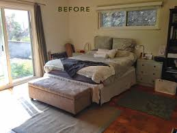 this is cheap but stylish bedroom redesign ideas with before and