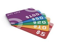 gift cards for women saving prepaid gift cards will save you money for women