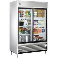 Glass Door Home Refrigerator by Door Refrigerator With Glass Doors For Homes