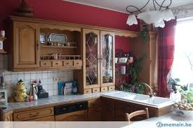 meuble cuisine mobalpa meubles cuisine mobalpa en chêne bon etat a vendre 2ememain be