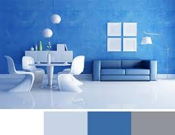 Modern Interior Colors Decorating Color Trends - Interior design wall paint colors