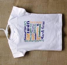 mardi gras baby clothes mardi gras time toddler t shirt monogram express