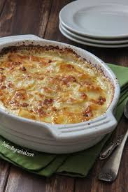 four cheese garlic scalloped potatoes recipe scallop potatoes