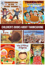 25 children s books about thanksgiving