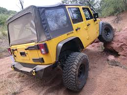 jeep rock crawler flex rear bumpers we manufacture the ultimate jeep bumpers rock