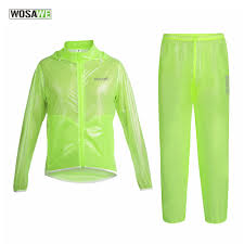 bike rain gear online buy wholesale bike rain suit from china bike rain suit