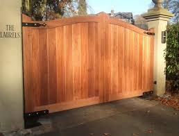 wood driveway gates designs decor extraordinary wooden driveway