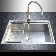 Stainless Steel Sink For Kitchen Kitchen Amazing Top Mount Stainless Steel Kitchen Sinks Sink
